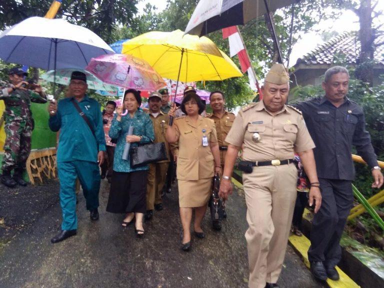 Desa Napo Laok Mewakili Kabupaten Sampang, Dalam Lomba Kampung PHBS Tingkat Propinsi